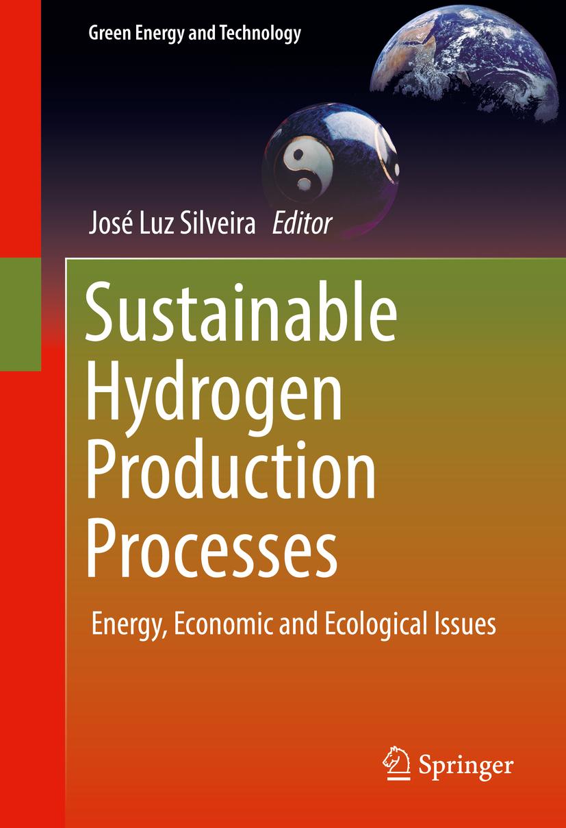 Silveira, José Luz - Sustainable Hydrogen Production Processes, ebook