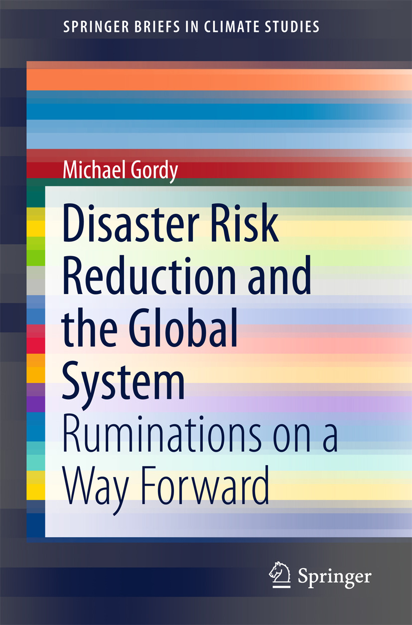 Gordy, Michael - Disaster Risk Reduction and the Global System, ebook