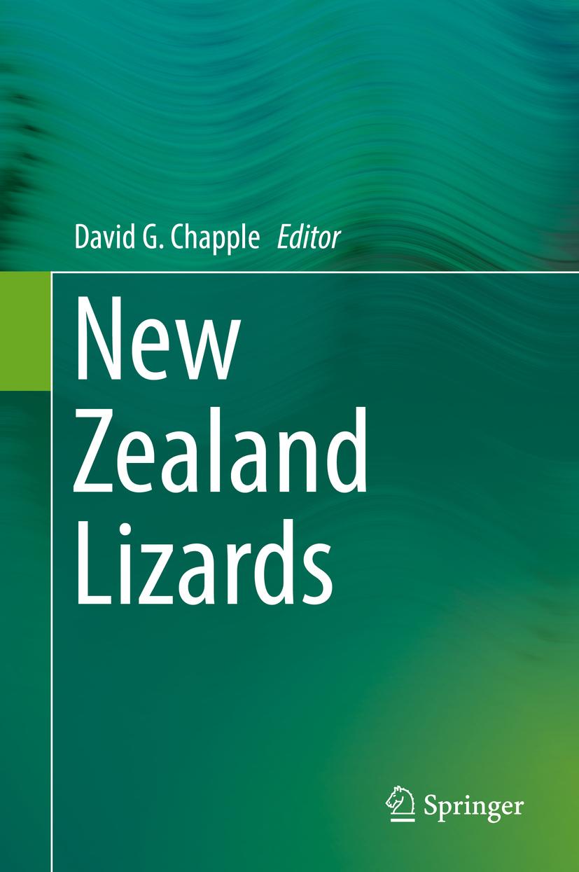 Chapple, David G. - New Zealand Lizards, ebook