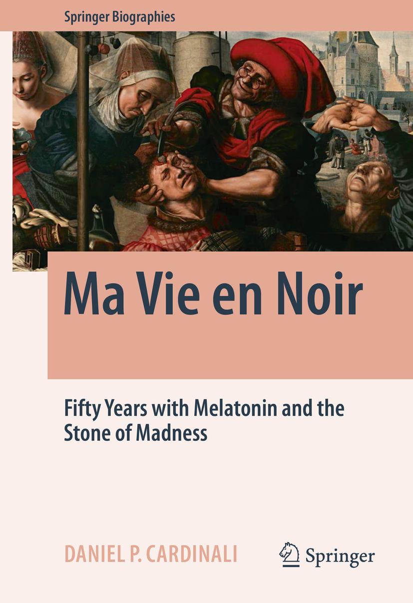 Cardinali, Daniel Pedro - Ma Vie en Noir, ebook
