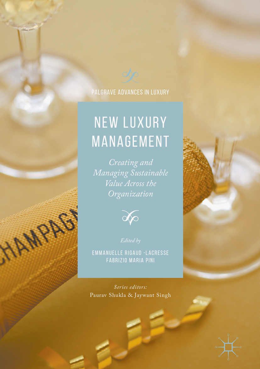Pini, Fabrizio Maria - New Luxury Management, ebook