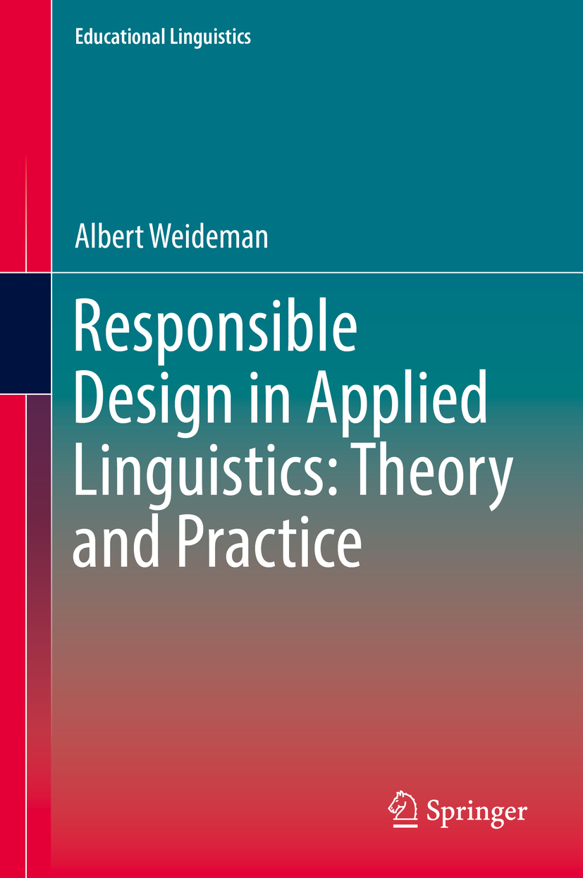 Weideman, Albert - Responsible Design in Applied Linguistics: Theory and Practice, ebook