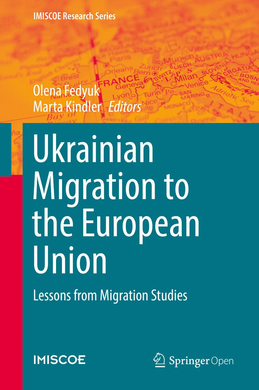 Fedyuk, Olena - Ukrainian Migration to the European Union, e-kirja