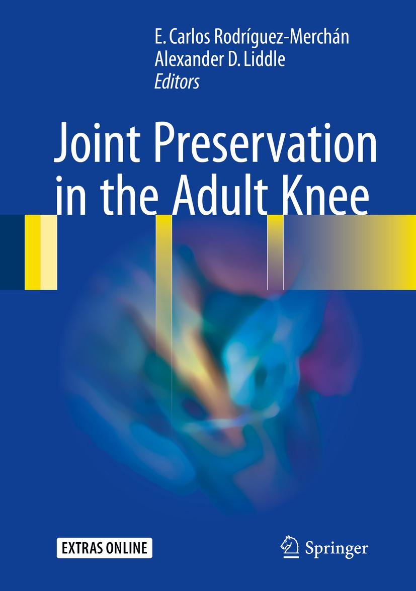 , E. Carlos Rodríguez-Merchán - Joint Preservation in the Adult Knee, ebook