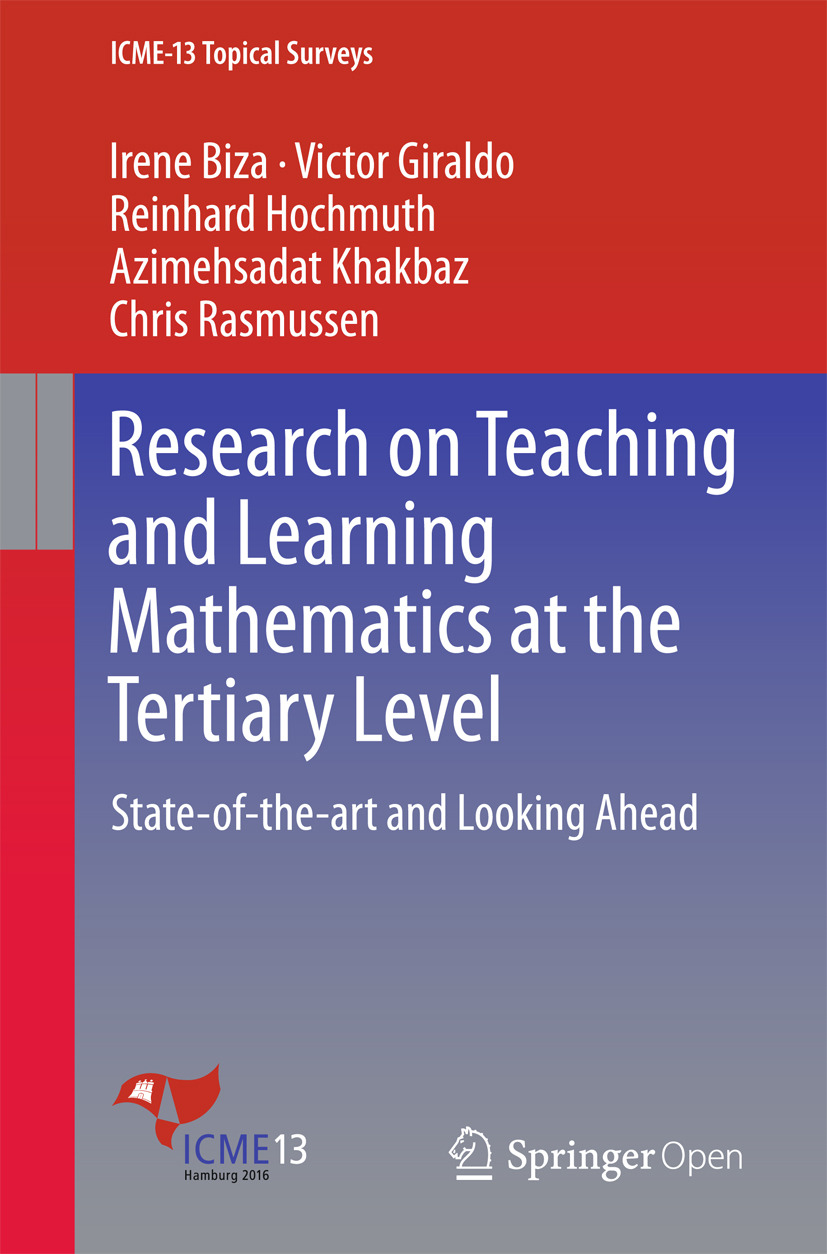 Biza, Irene - Research on Teaching and Learning Mathematics at the Tertiary Level, e-bok