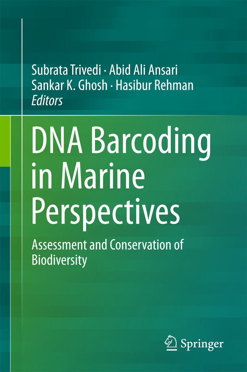 Ansari, Abid Ali - DNA Barcoding in Marine Perspectives, ebook