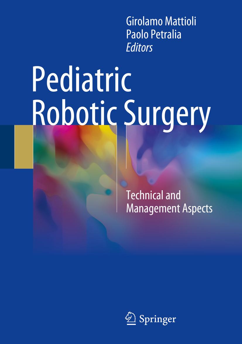 Mattioli, Girolamo - Pediatric Robotic Surgery, ebook