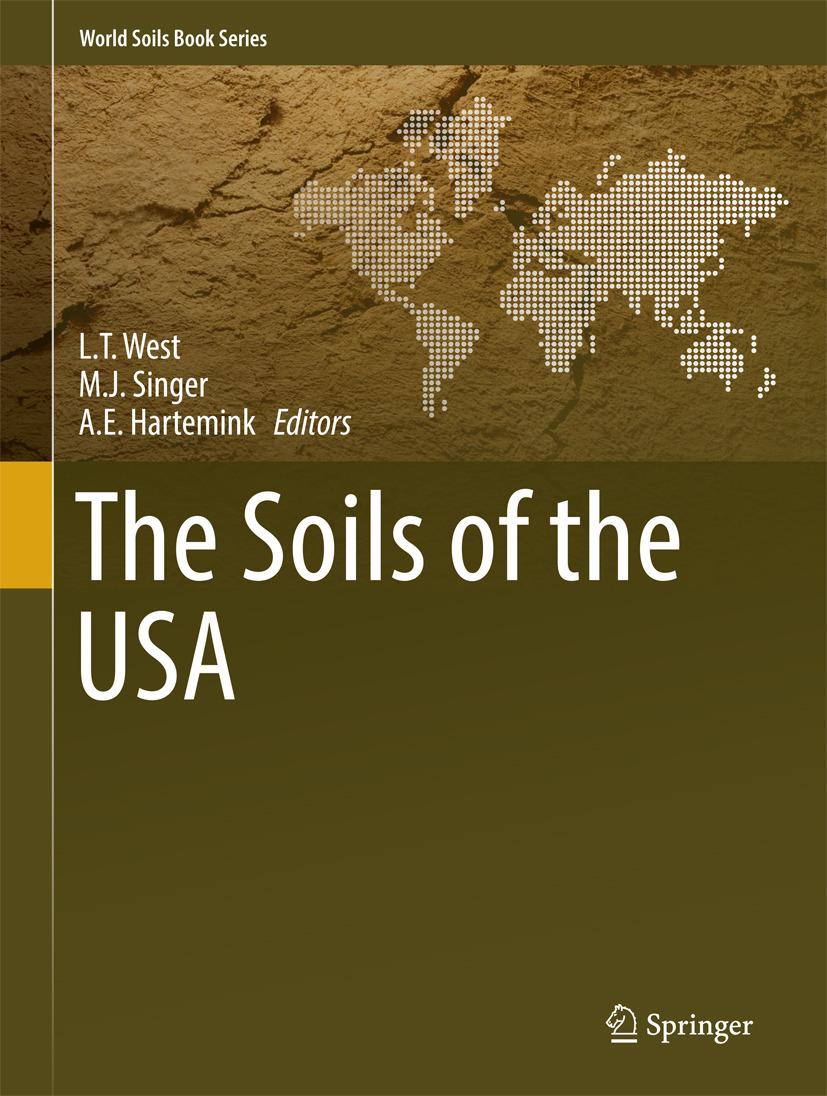 Hartemink, A.E. - The Soils of the USA, ebook