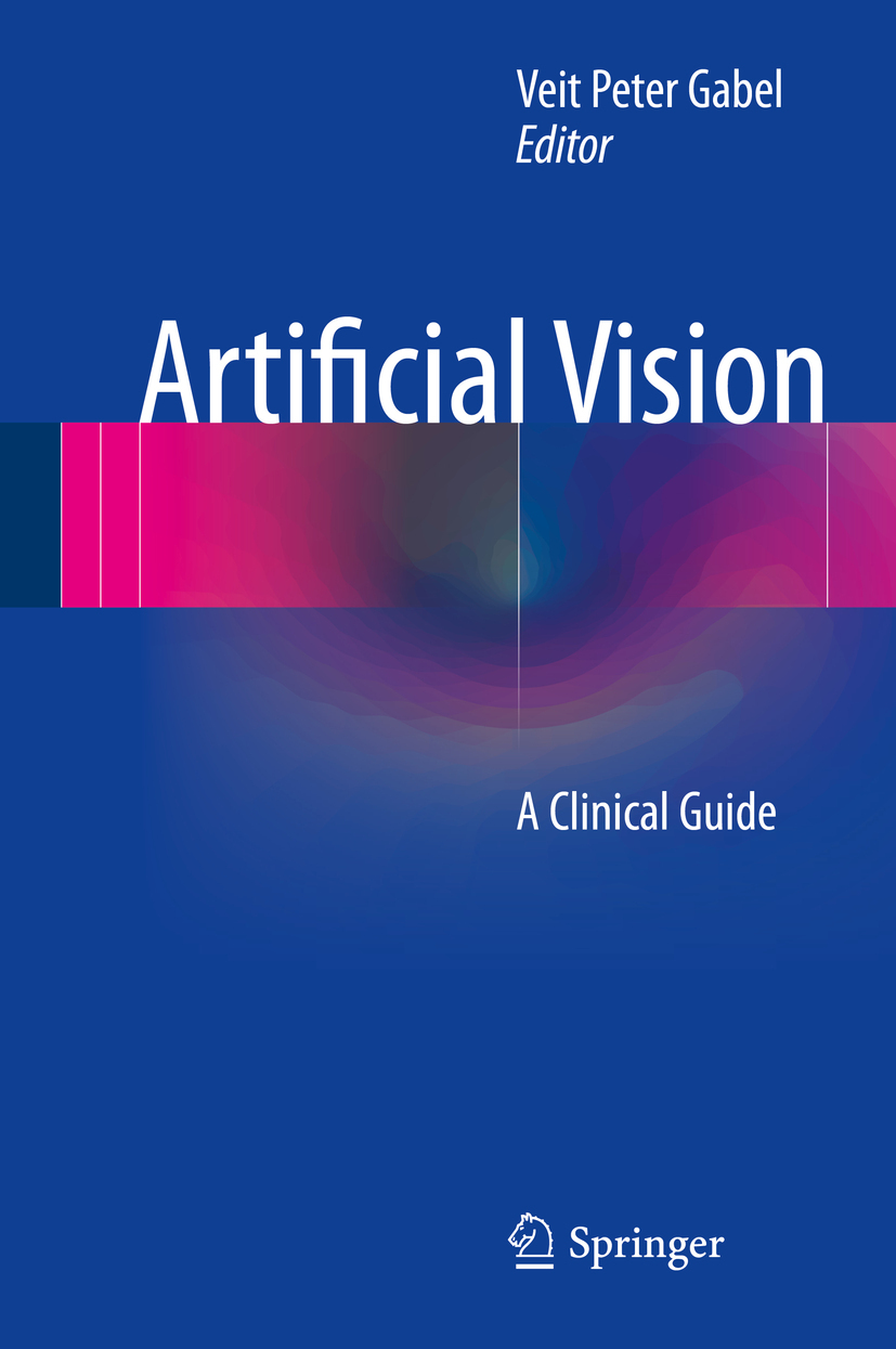 Gabel, Veit Peter - Artificial Vision, ebook