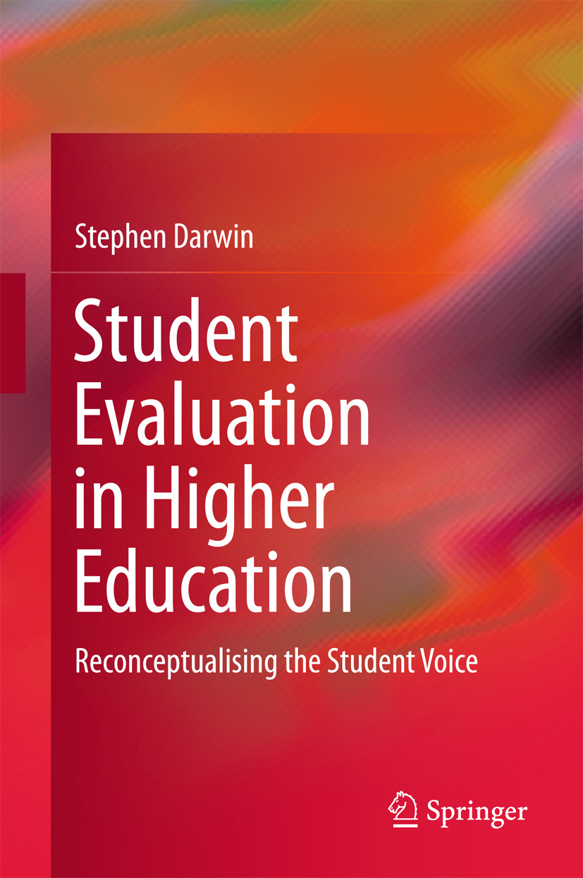 Darwin, Stephen - Student Evaluation in Higher Education, ebook