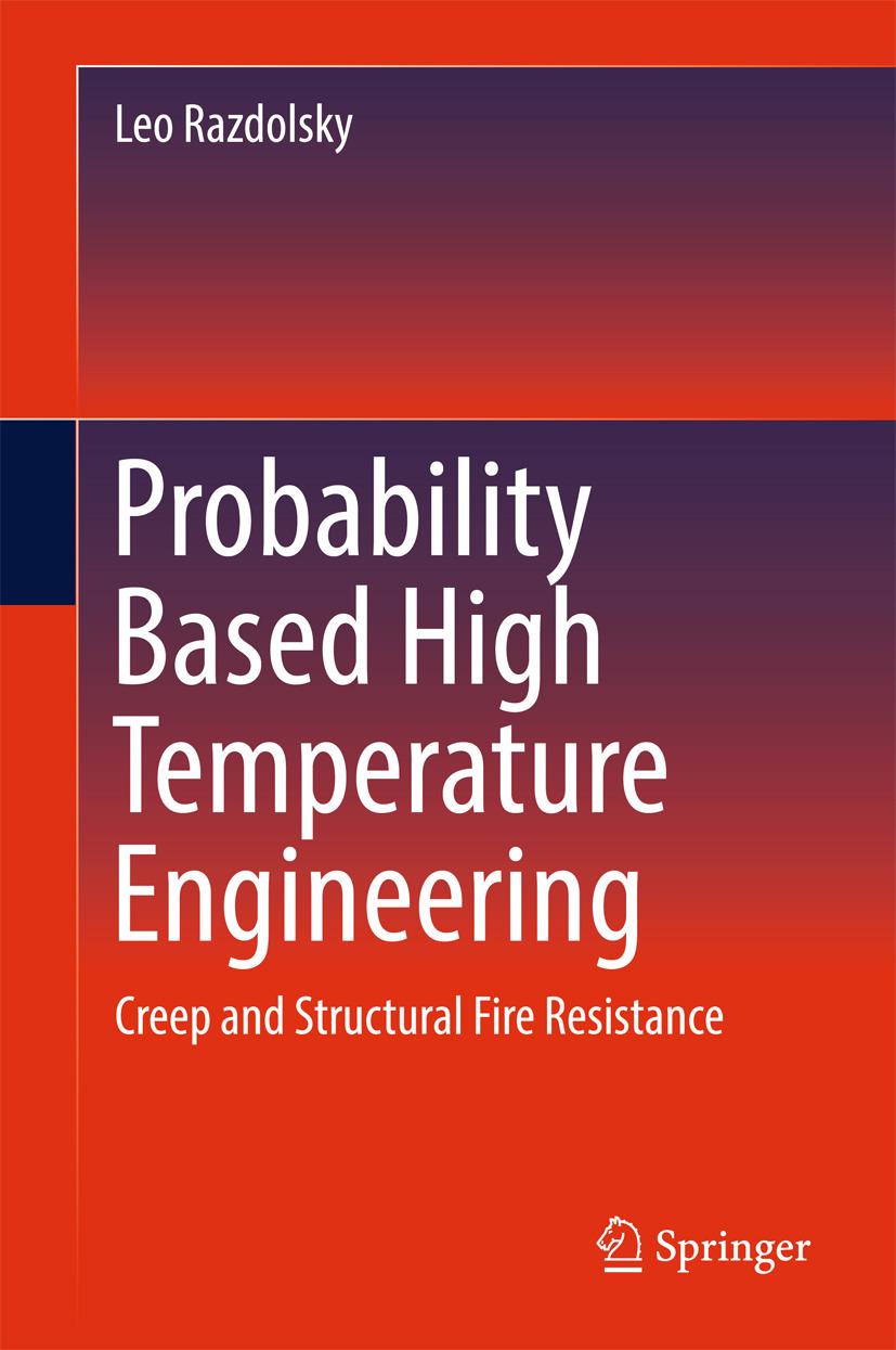 Razdolsky, Leo - Probability Based High Temperature Engineering, ebook