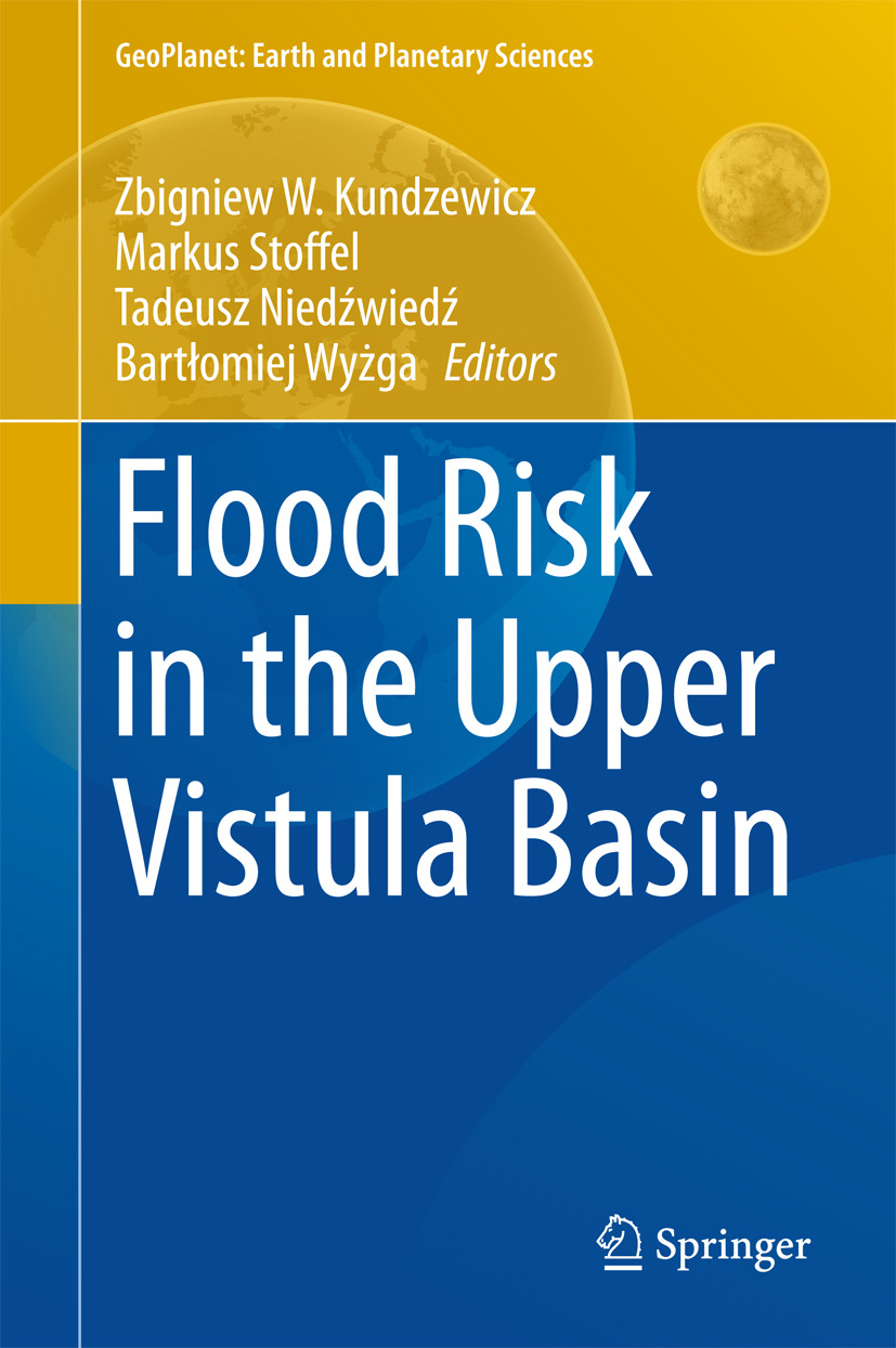 Kundzewicz, Zbigniew W. - Flood Risk in the Upper Vistula Basin, ebook