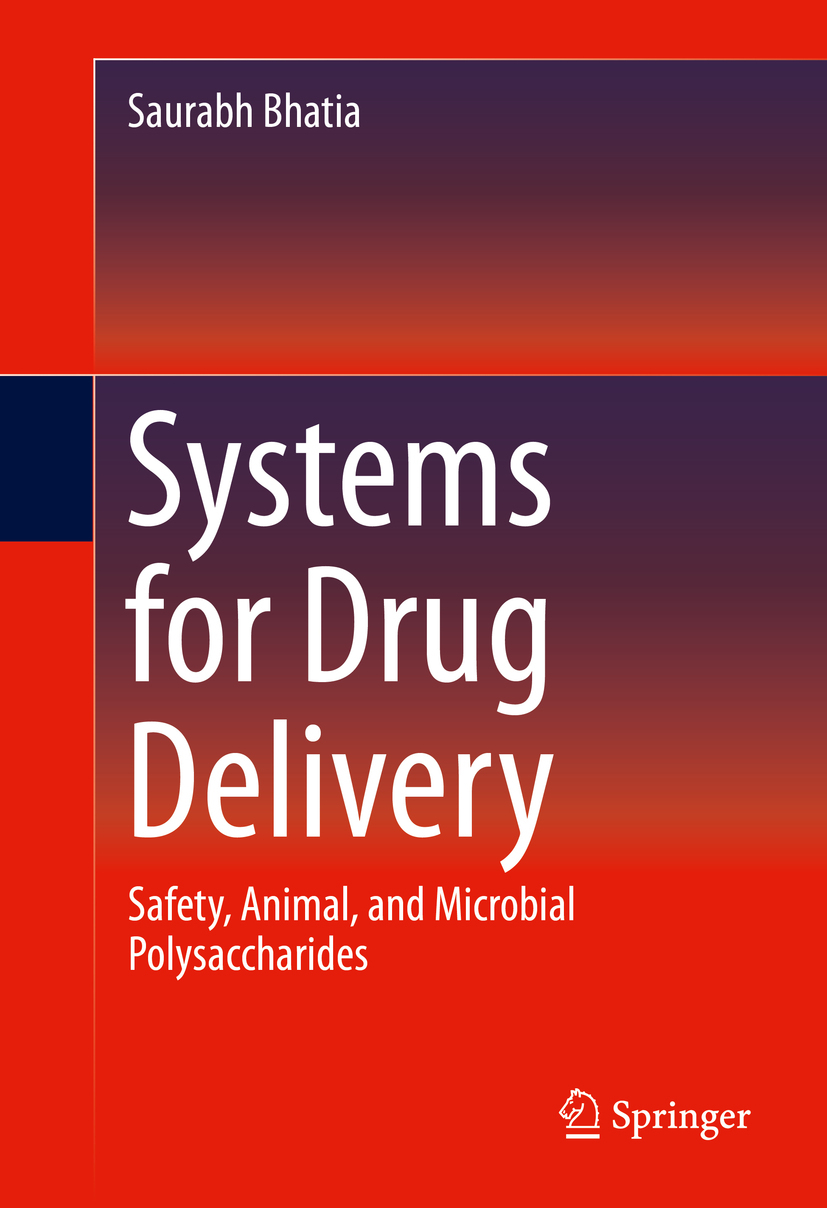 Bhatia, Saurabh - Systems for Drug Delivery, ebook
