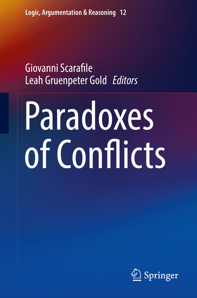 Gold, Leah Gruenpeter - Paradoxes of Conflicts, ebook