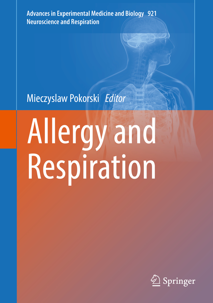 Pokorski, Mieczyslaw - Allergy and Respiration, ebook