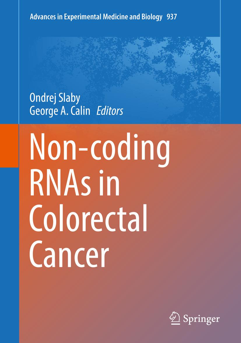 Calin, George A. - Non-coding RNAs in Colorectal Cancer, ebook