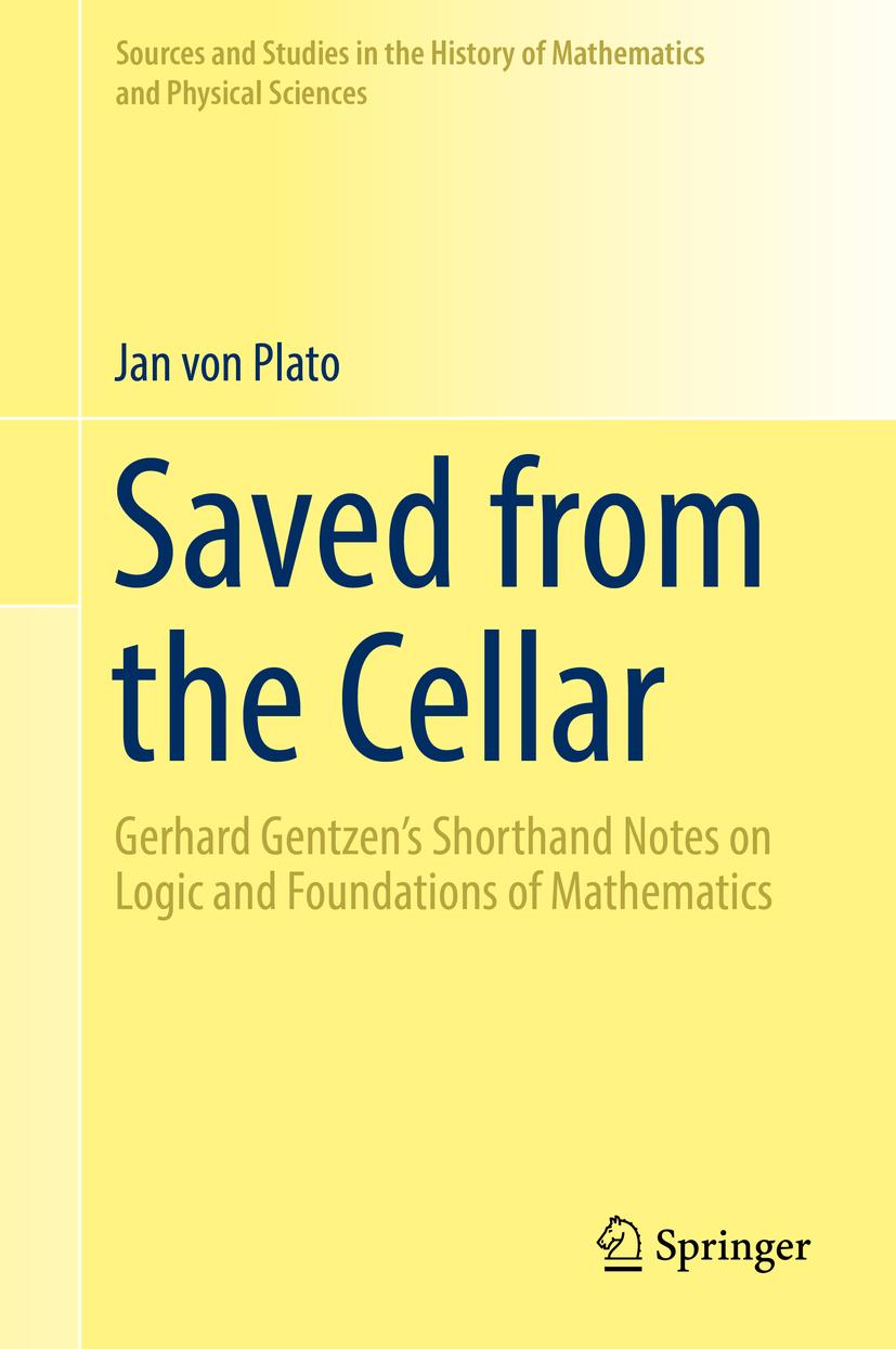Plato, Jan von - Saved from the Cellar, ebook