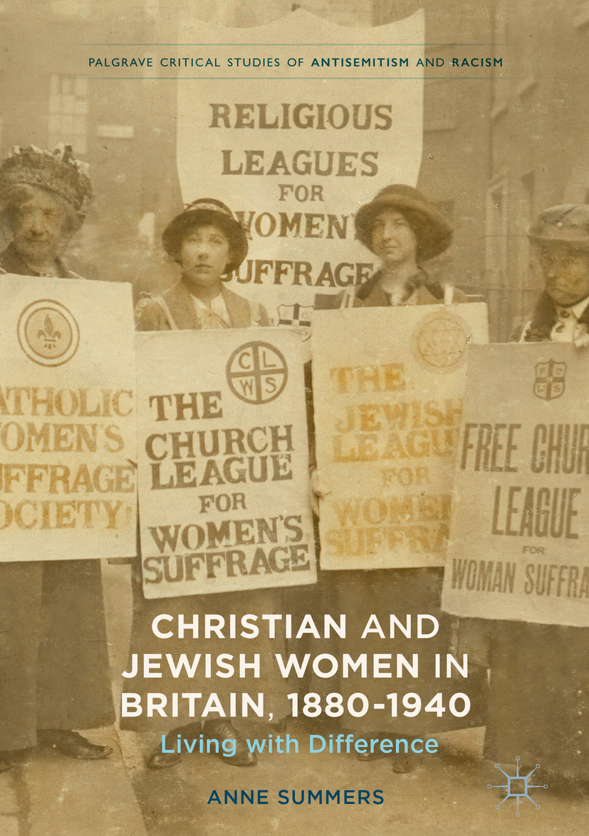 Summers, Anne - Christian and Jewish Women in Britain, 1880-1940, ebook