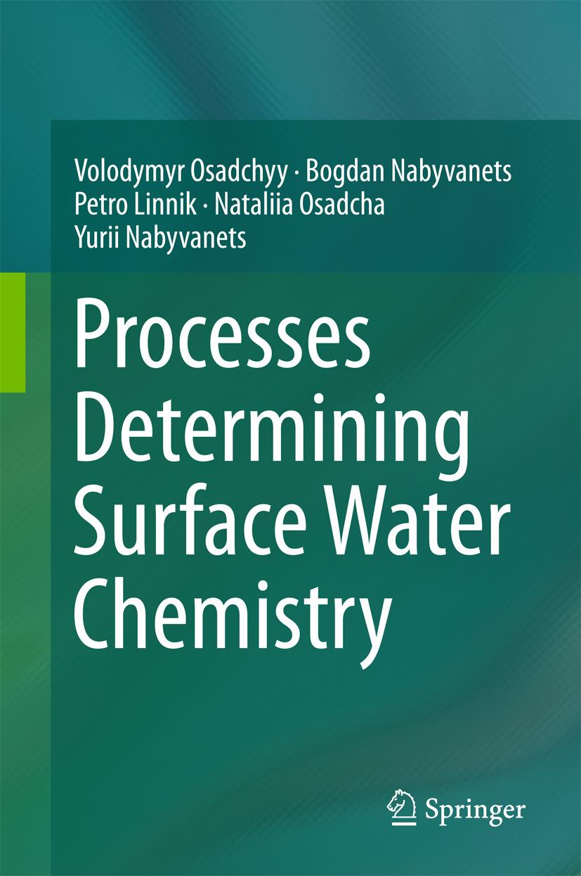 Linnik, Petro - Processes Determining Surface Water Chemistry, ebook