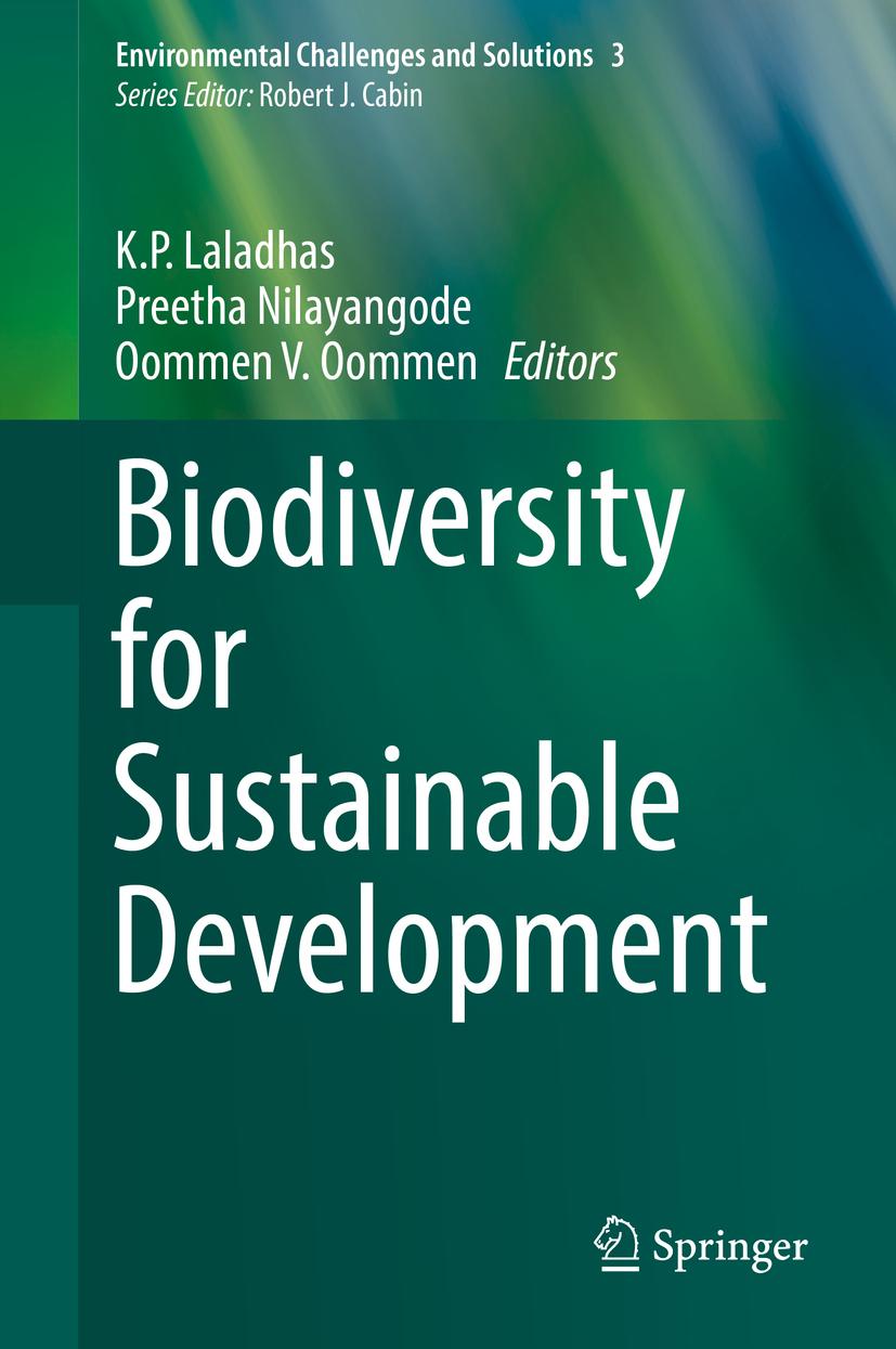 Laladhas, K.P. - Biodiversity for Sustainable Development, ebook