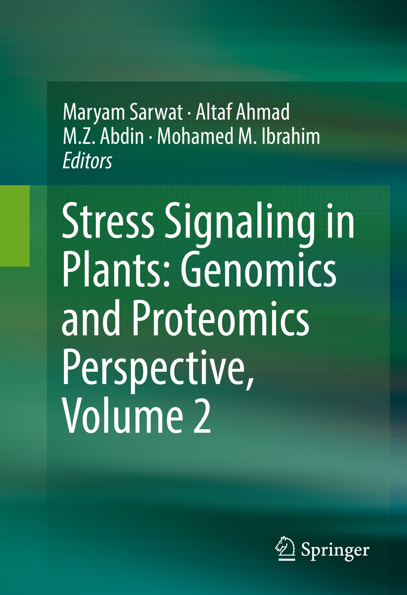 Abdin, M. Z. - Stress Signaling in Plants: Genomics and Proteomics Perspective, Volume 2, ebook