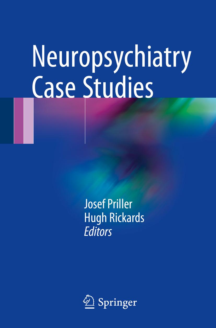 Priller, Josef - Neuropsychiatry Case Studies, ebook