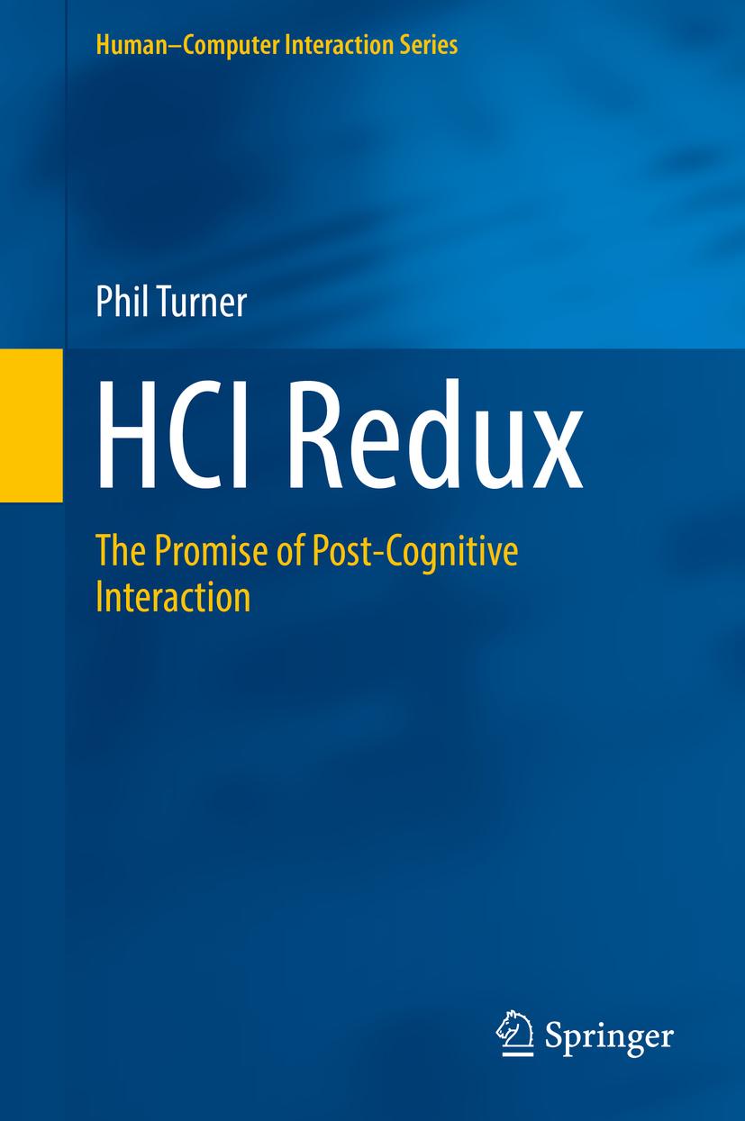 Turner, Phil - HCI Redux, ebook