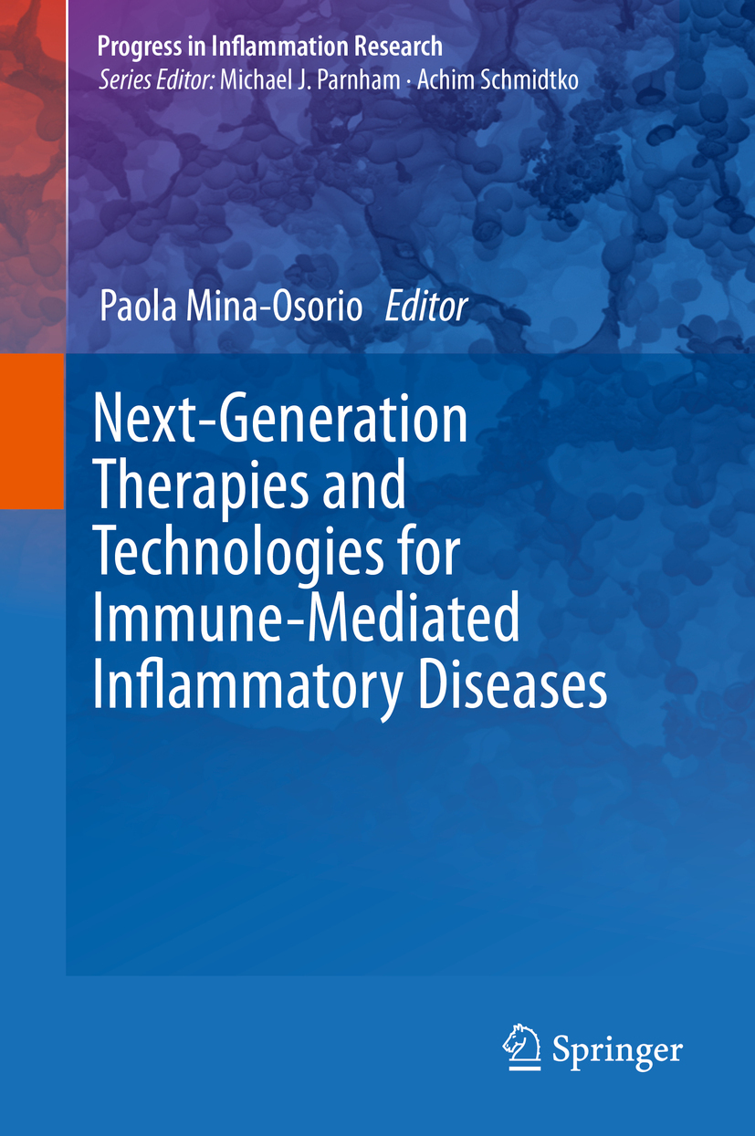 Mina-Osorio, Paola - Next-Generation Therapies and Technologies for Immune-Mediated Inflammatory Diseases, ebook