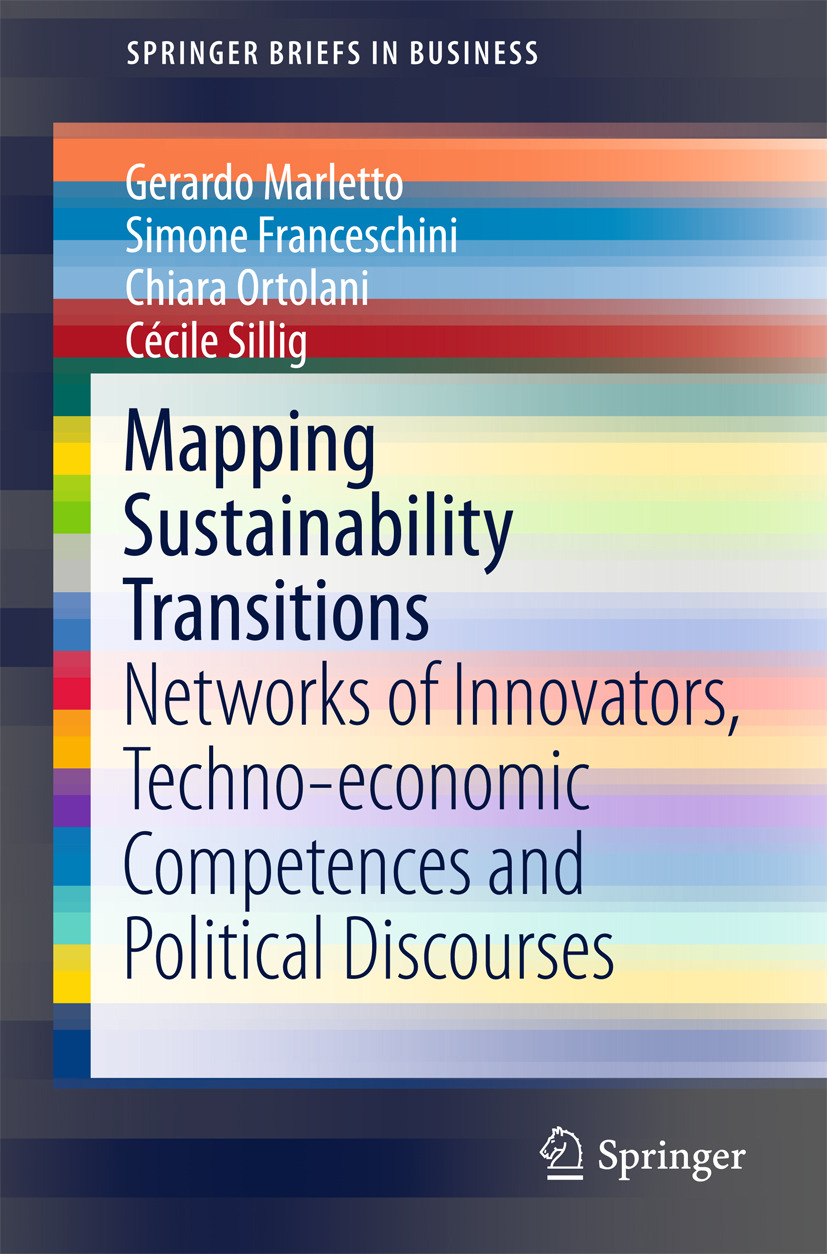 Franceschini, Simone - Mapping Sustainability Transitions, ebook