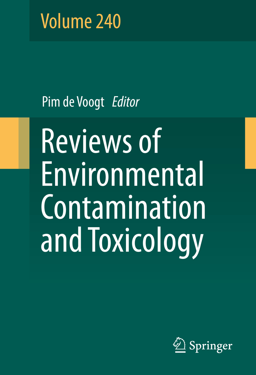 Voogt, Pim de - Reviews of Environmental Contamination and Toxicology Volume 240, ebook