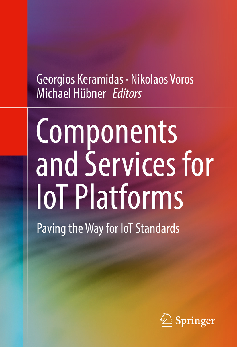 Hübner, Michael - Components and Services for IoT Platforms, ebook