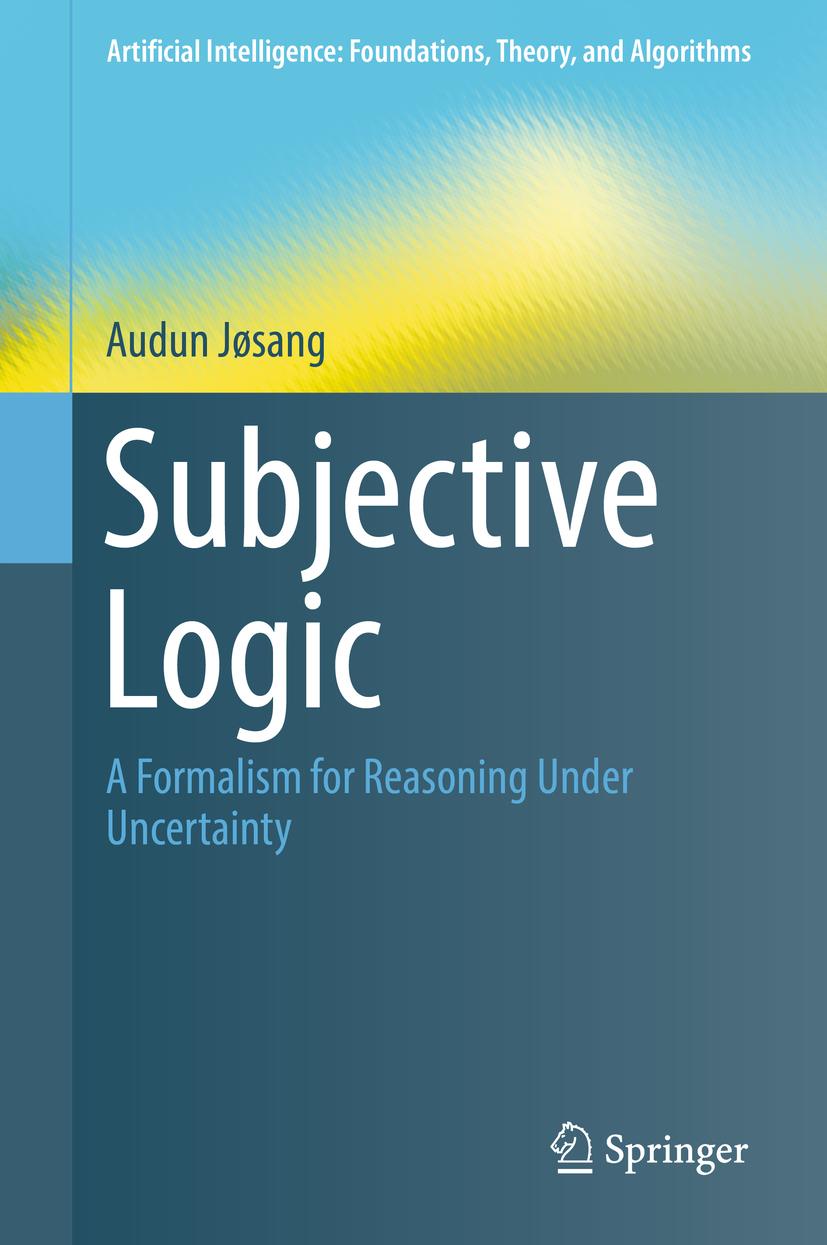 Jøsang, Audun - Subjective Logic, ebook
