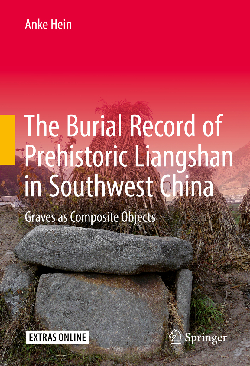 Hein, Anke - The Burial Record of Prehistoric Liangshan in Southwest China, ebook