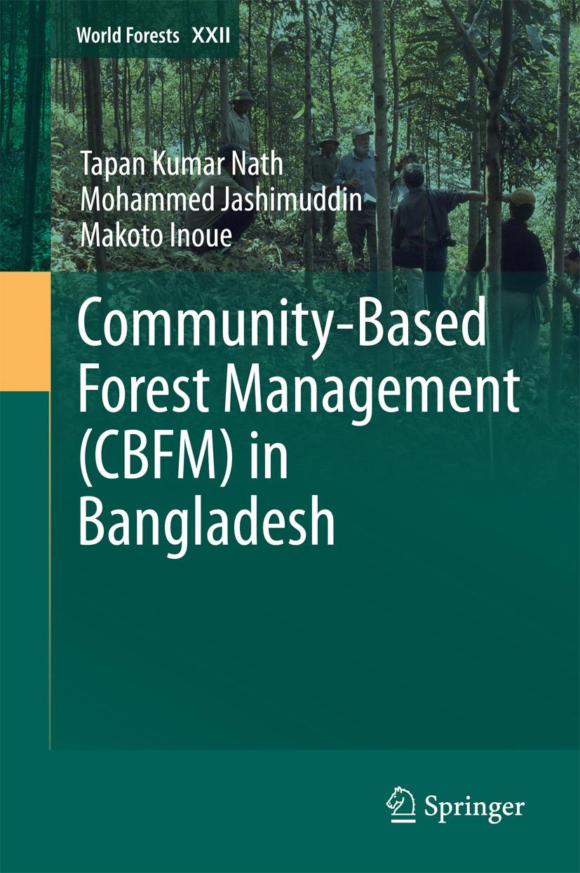 Inoue, Makoto - Community-Based Forest Management (CBFM) in Bangladesh, ebook