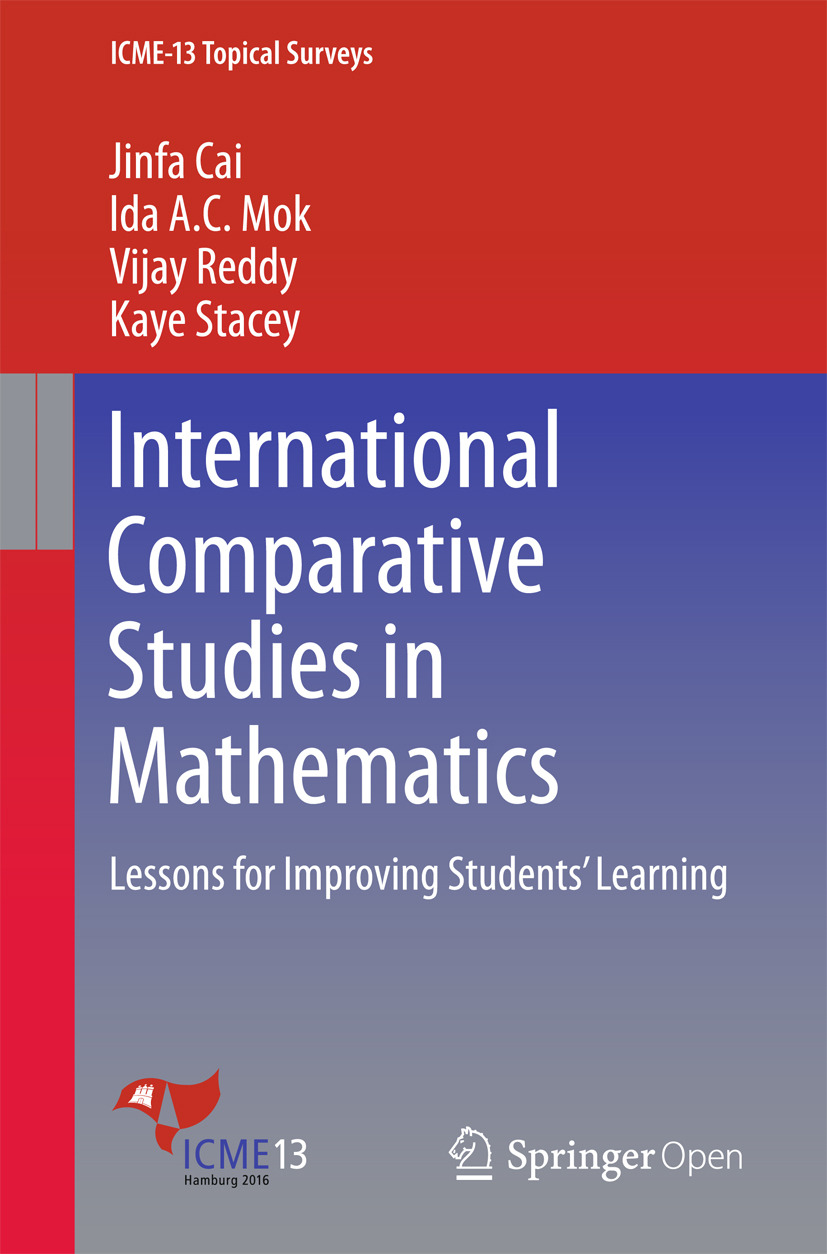 Cai, Jinfa - International Comparative Studies in Mathematics, ebook
