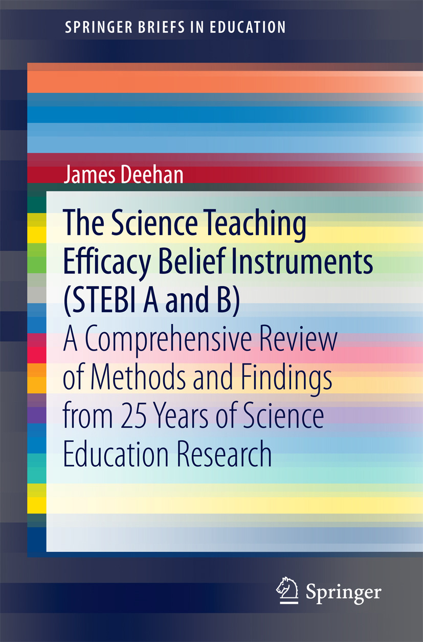 Deehan, James - The Science Teaching Efficacy Belief Instruments (STEBI A and B), ebook
