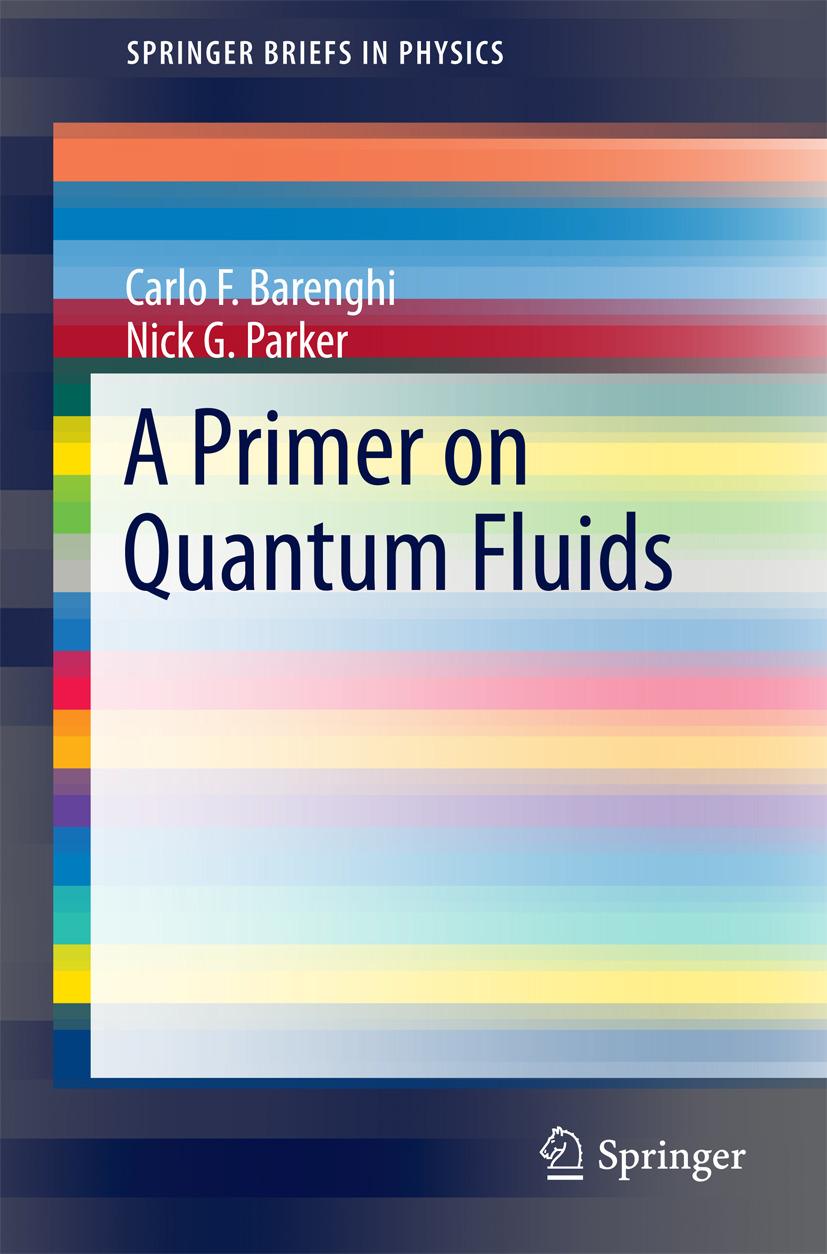 Barenghi, Carlo - A Primer on Quantum Fluids, ebook