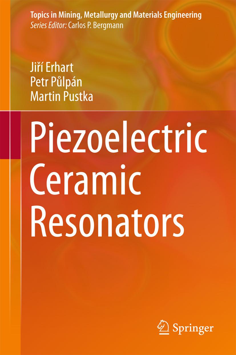Erhart, Jiří - Piezoelectric Ceramic Resonators, ebook