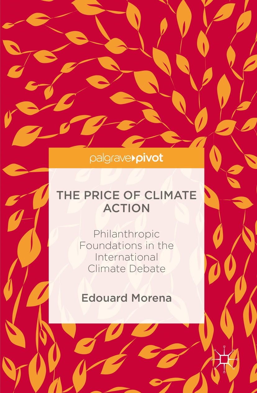Morena, Edouard - The Price of Climate Action, ebook