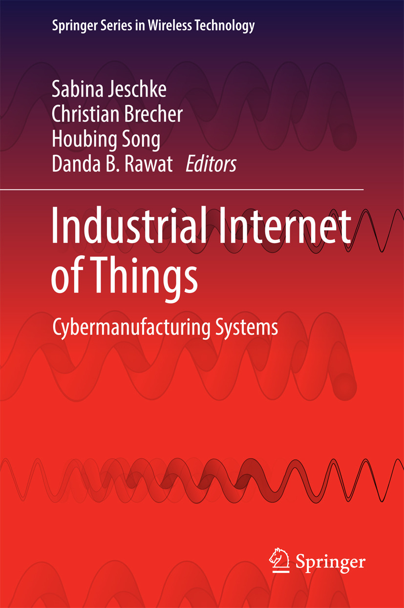Brecher, Christian - Industrial Internet of Things, ebook