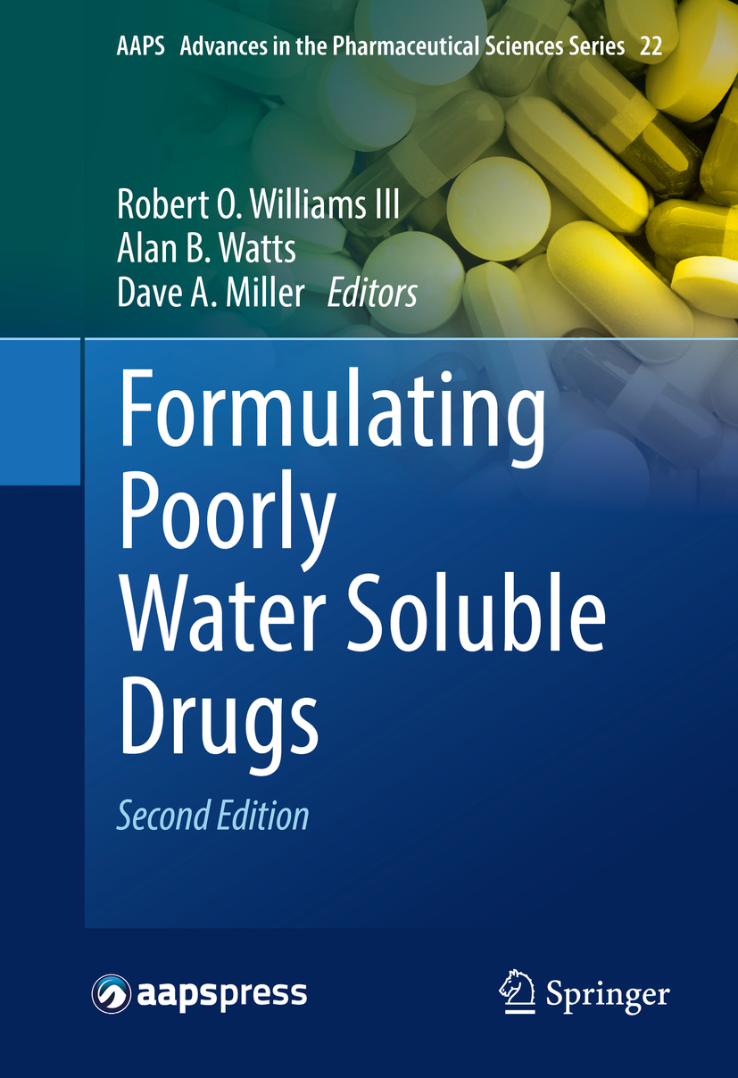 III, Robert O. Williams - Formulating Poorly Water Soluble Drugs, ebook