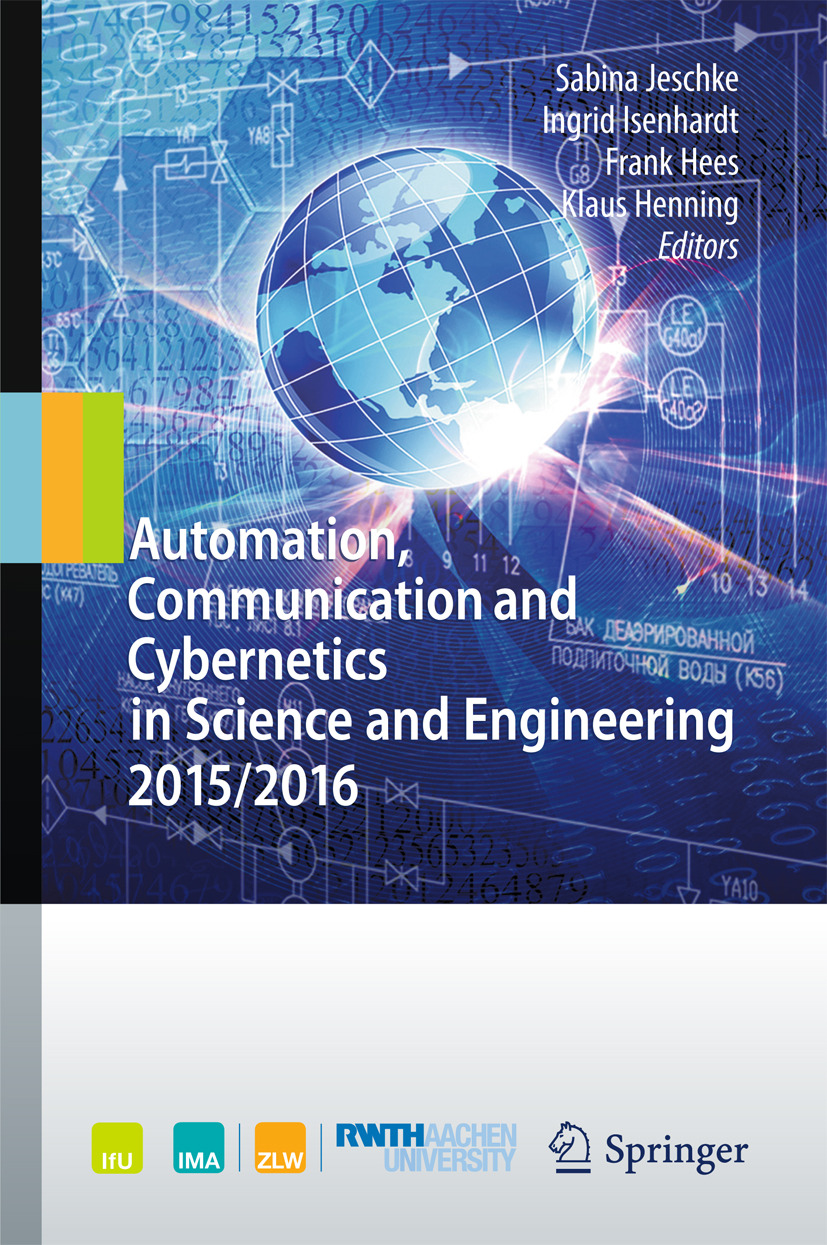 Hees, Frank - Automation, Communication and Cybernetics in Science and Engineering 2015/2016, ebook