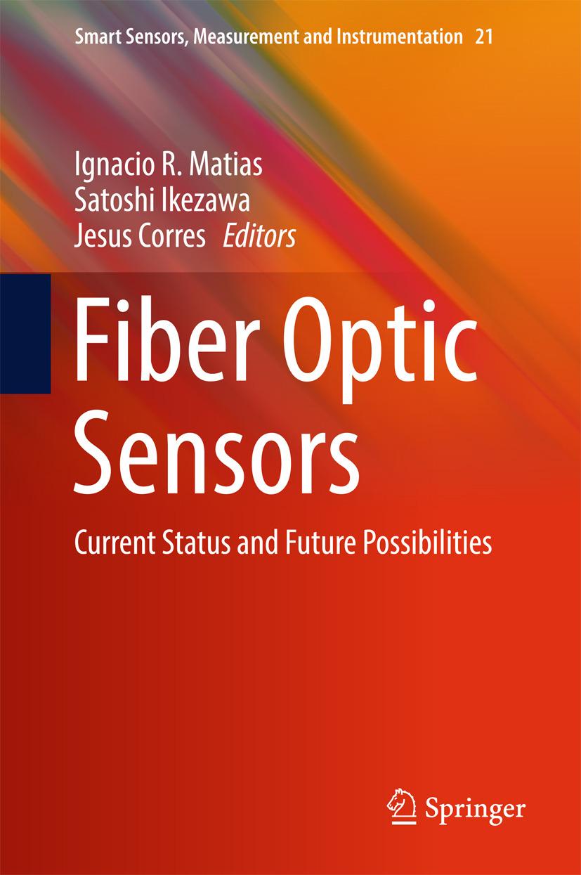 Corres, Jesus - Fiber Optic Sensors, ebook