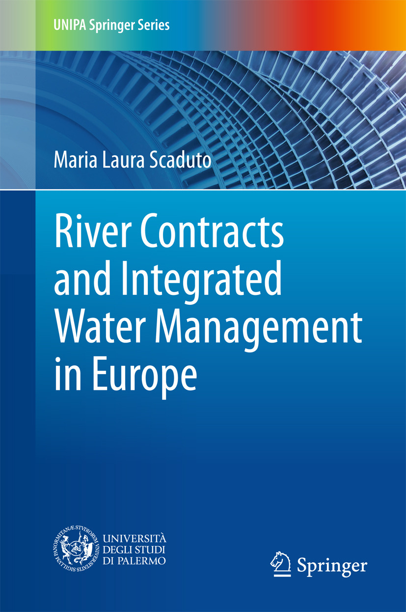 Scaduto, Maria Laura - River Contracts and Integrated Water Management in Europe, ebook