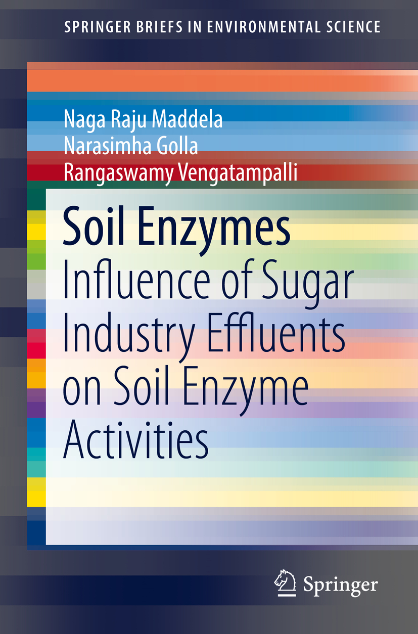 Golla, Narasimha - Soil Enzymes, ebook