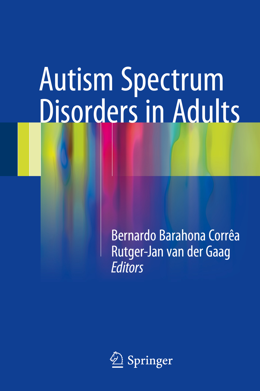 Corrêa, Bernardo Barahona - Autism Spectrum Disorders in Adults, ebook