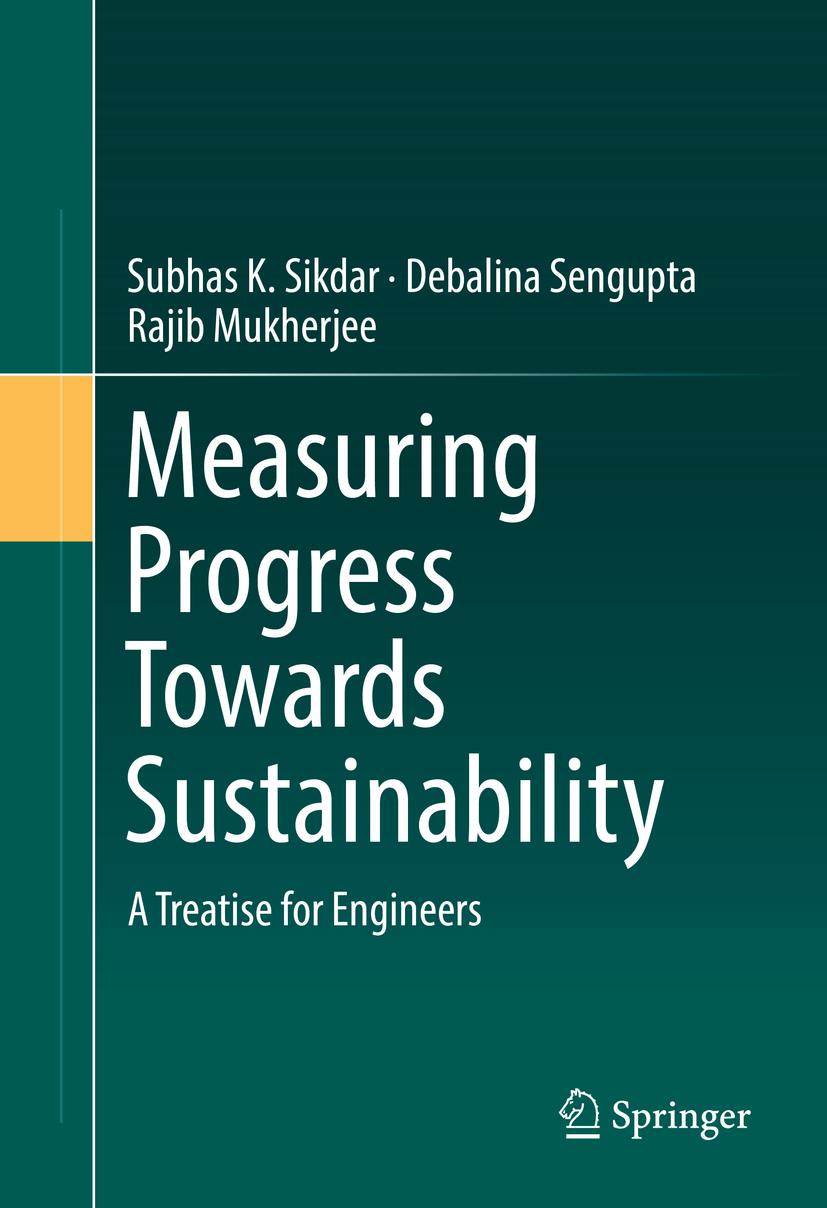 Mukherjee, Rajib - Measuring Progress Towards Sustainability, ebook