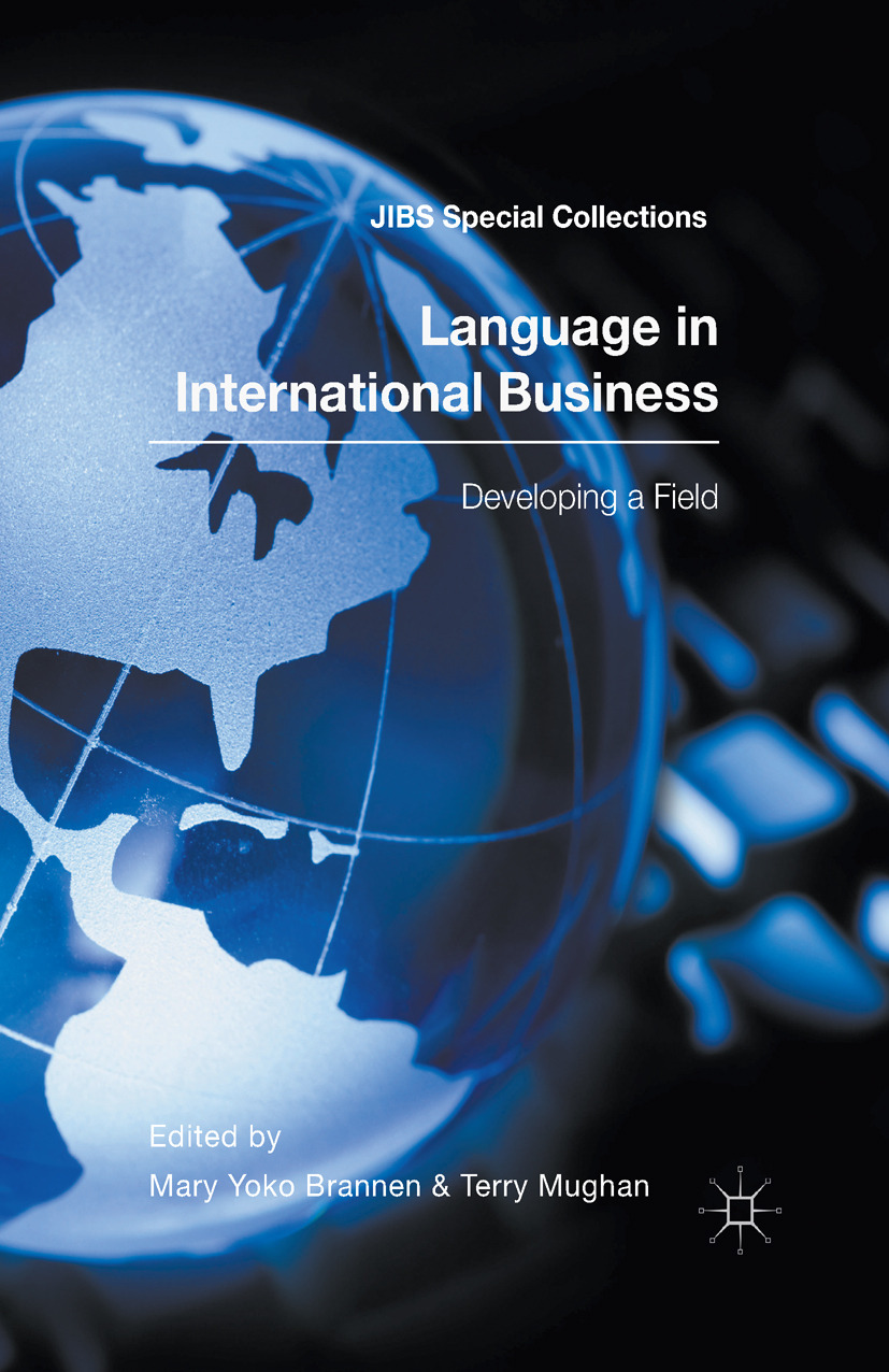Brannen, Mary Yoko - Language in International Business, ebook