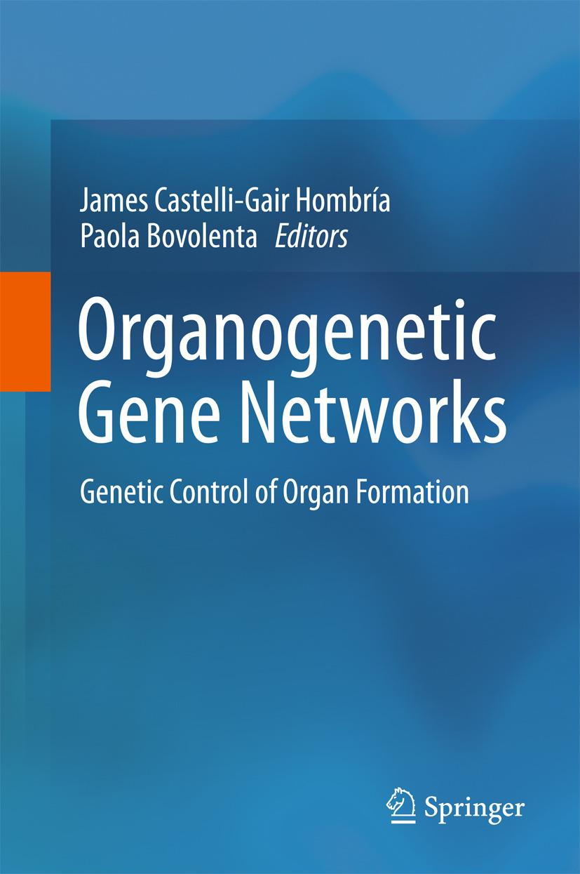 Bovolenta, Paola - Organogenetic Gene Networks, ebook