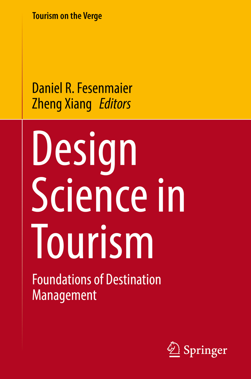 Fesenmaier, Daniel R. - Design Science in Tourism, e-bok
